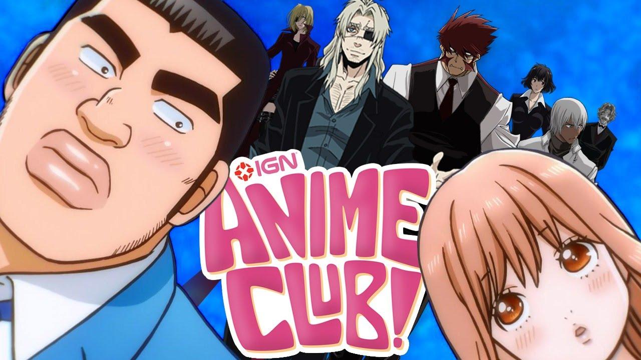 Goodbye Spring, Hello Summer! - IGN Anime Club Episode 11