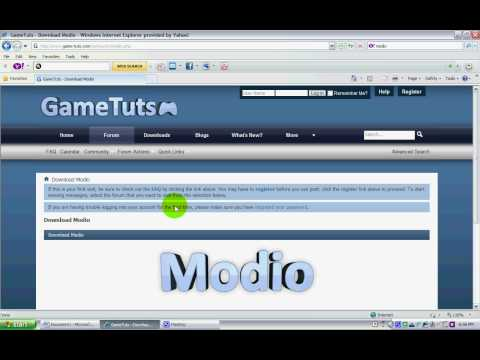 How to download Modio, EzGt 2.2, Xport/xplorer360, GPI 2.0, and Profile Editor