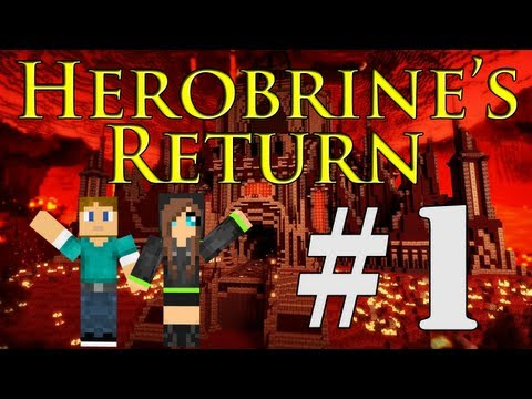 Minecraft: Herobrines Return Part 1