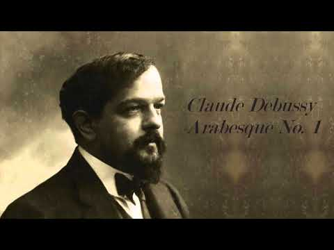 Claude Debussy - Arabesque No. 1 ( one hour )