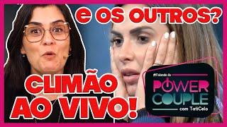 🔥Power Couple Brasil 4 ESTREIA: Plateia não se contém e cria climão com NICOLE BAHLS (30/04/2019)