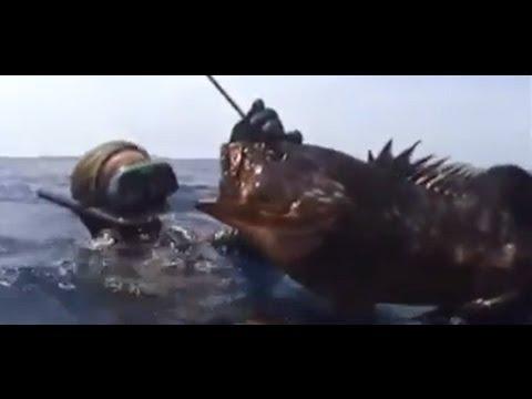 Pesca submarina - canal de la semana 92 - Giuseppe Tortorella - Hunter