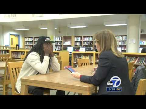 Oakland Teen Akintunde Ahmad Has 5.0 Gpa, Scores 2100 On Sat, Accepted Into Ivy League Schools video