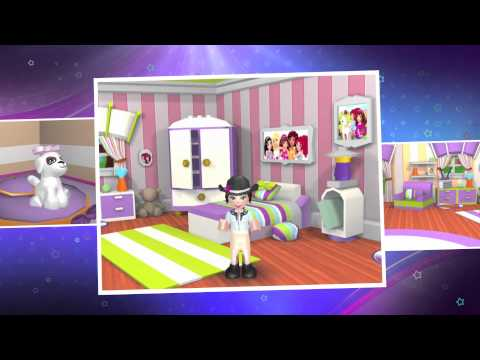 [iOS] Bande Annonce : LEGO Friends