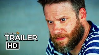 LIKE FATHER Official Trailer (2018) Seth Rogen, Kristen Bell Movie HD