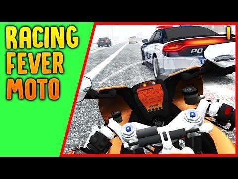 Racing Fever Moto - DARMOWE GRY NA TELEFON