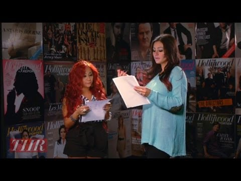 Snooki and JWOWW as Laverne and Shirley: THR Auditions