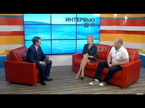 Режиссер Алексей Петрухин и актриса Анна Чурина дали эксклюзивное интервью телеканалу «Катунь 24»