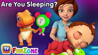 Are You Sleeping Baby? | 3D Nursery Rhymes & Songs for Babies | ChuChu TV