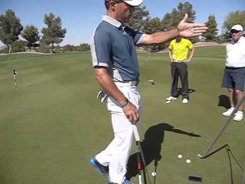 Tour Striker Golf Academy - Martin Chuck - Putting Touch Clinic