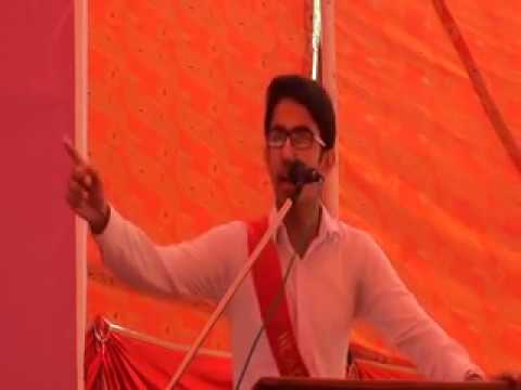 Urdu Funny Speech By Talal Mazhar At C.c.j. video