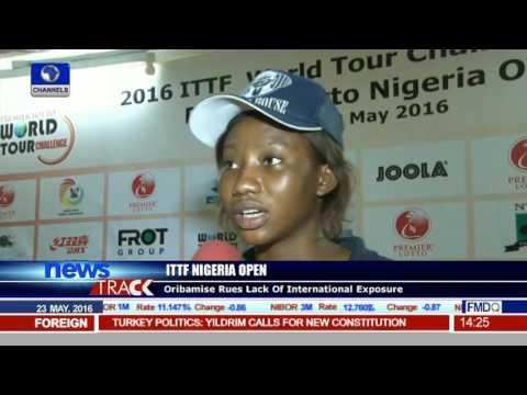 ITTF Nigeria Open: Oribamise Rues Lack Of International Exposure