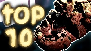 Top 10 Secrets Of Fazbear Fright: The Horror Attraction || Five Nights At Freddy