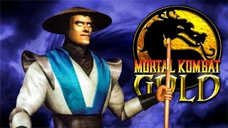Hodgepodgedude играет Mortal Kombat Gold за Raiden