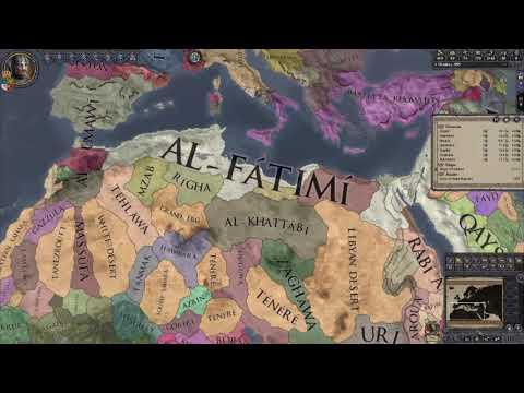 Crusader Kings II. HIP mod Kaukázus népe front 1.rész