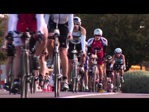 Ford Ironman Arizona 2011 - Race Day Highlights