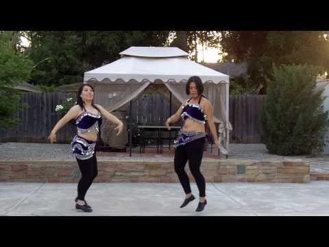 Adara and Skylla Garam Masala Bellydance Fusion