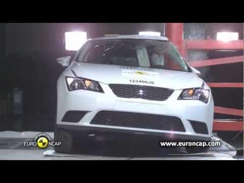 Euro NCAP | Seat Leon | 2012 | Краш-тест