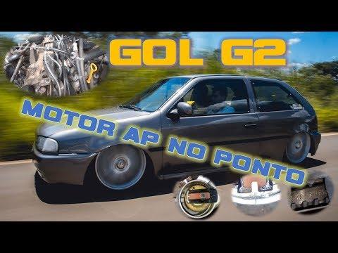 COMO REGULAR O PONTO E O AVANÇO DE IGNIÇÃO DO MOTOR . GOL G2 .G3 AP.