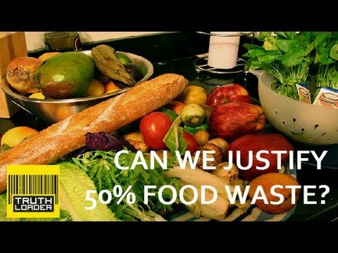 Why do we waste so much food? – Truthloader LIVE discussion