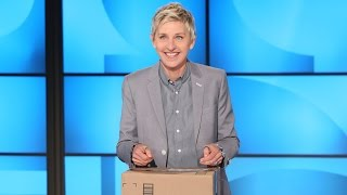Download Song Ellen Unboxes a New Trend Free StafaMp3