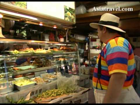 Cuisine of Singapore by Asiatravel.com