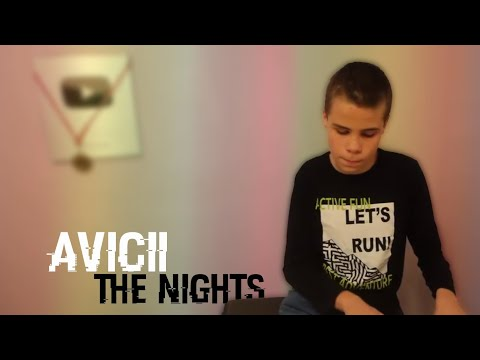 Avicii - The nights (piano cover)