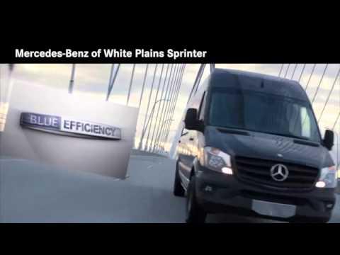 Mercedes benz of white plains sprinter commercial youtube for Mercedes benz of white plains