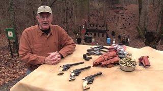Colt SAA: Three Generations!