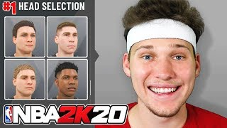 NBA 2K20 My Career Gameplay Playthrough - Creation of Jesser - Part 1