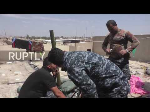 Iraq: Iraqi army continues battle against IS in Mosul
