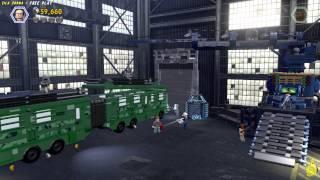 Lego Jurassic World: Level 6 Isla Sorna FREE PLAY (All Collectibles) - HTG