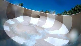 download lagu Siam Park - The Giant Double Bowl Ride Onride gratis