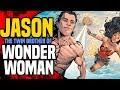 DC Rebirth: The Secret Origin Of Jason The Twin Brother Of Wonder Woman