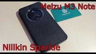 Nillkin Sparkle для Meizu M3 Note