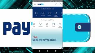 How to transfer credit card balance to saving account through Paytm Wallet in two minutes