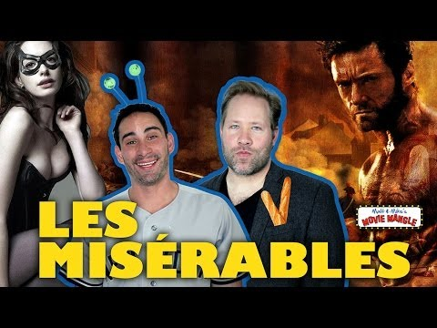 LES MISÉRABLES: The Movie Mangle! (a film review parody)