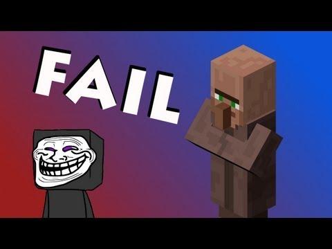 Minecraft: Jarvas e os Aventureiros Multiplayer #4 Ataque Falhado a Vila NPC