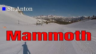 Ski Mammoth, California June 2019 GoPro PS
