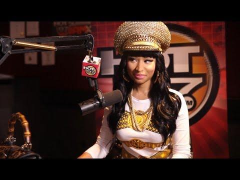 Nicki Minaj talks about new movie, loving female body & More!!!