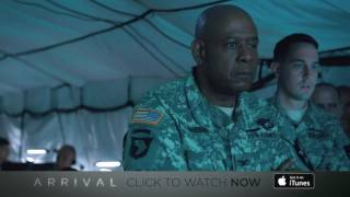 ARRIVAL - WATCH NOW ON iTUNES
