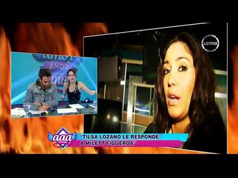 Tilsa Lozano 'cuadra' a Milett Figueroa y le impide ser 'Vengadora'
