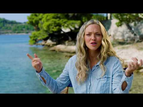 Mamma Mia! Here We Go Again Cast & Crew Soundbites || SocialNews.XYZ