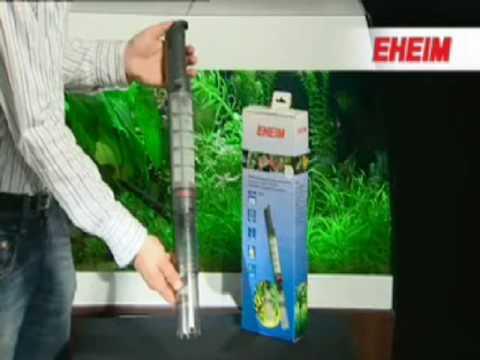 Eheim automatic gravel cleaner youtube for Aspirarifiuti sera gravel cleaner