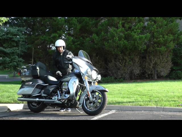 Vid�o Harley-Davidson Electra Glide Ultra Classic et Limited 2014 Project Rushmore