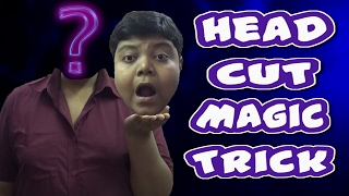 Cutting Head With Rope Magic Trick! REVEALED - SrijanShow