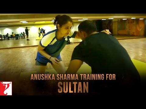 Anushka Sharma Training For Sultan | EID 2016