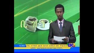 Ethiopian Business Eve News dec 9, 2015 SD quality