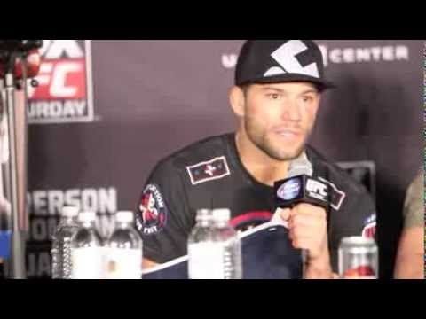 Frustration Setting In, Josh Thomson on the Verge of Retirement