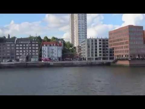 Hafenrundfahrt in Hamburg mit der Mein Schiff 5 - Inas Nacht - Late-Night-Talk aus Hamburg